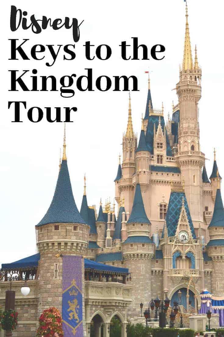 Disney World Keys to the Kingdom Tour