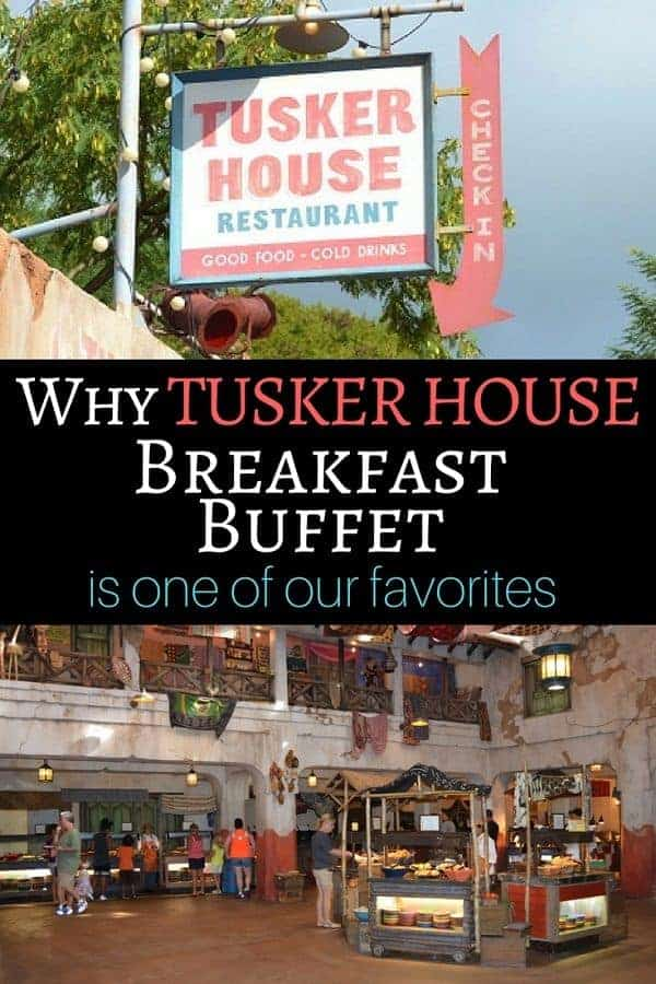 Tusker House Breakfast Buffet in Animal Kingdom