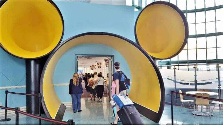 Understand What to Expect for the Disney Cruise Boarding Process