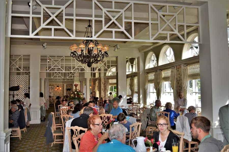 Grand Floridian Cafe Restaurant
