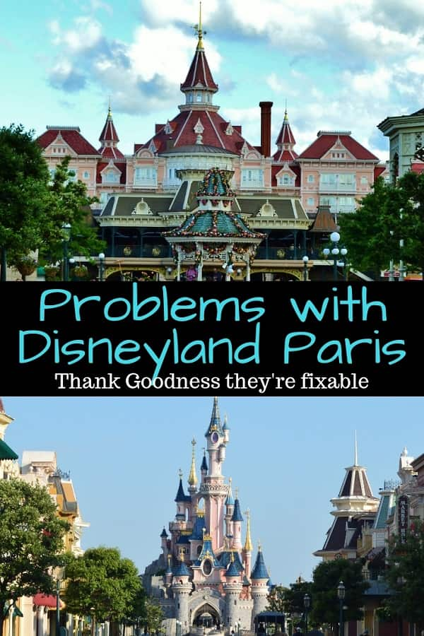 The Many Problems with Disneyland Paris