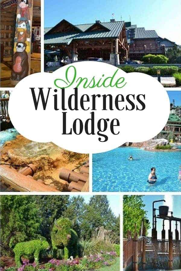 Inside Wilderness Lodge (Resort Review)