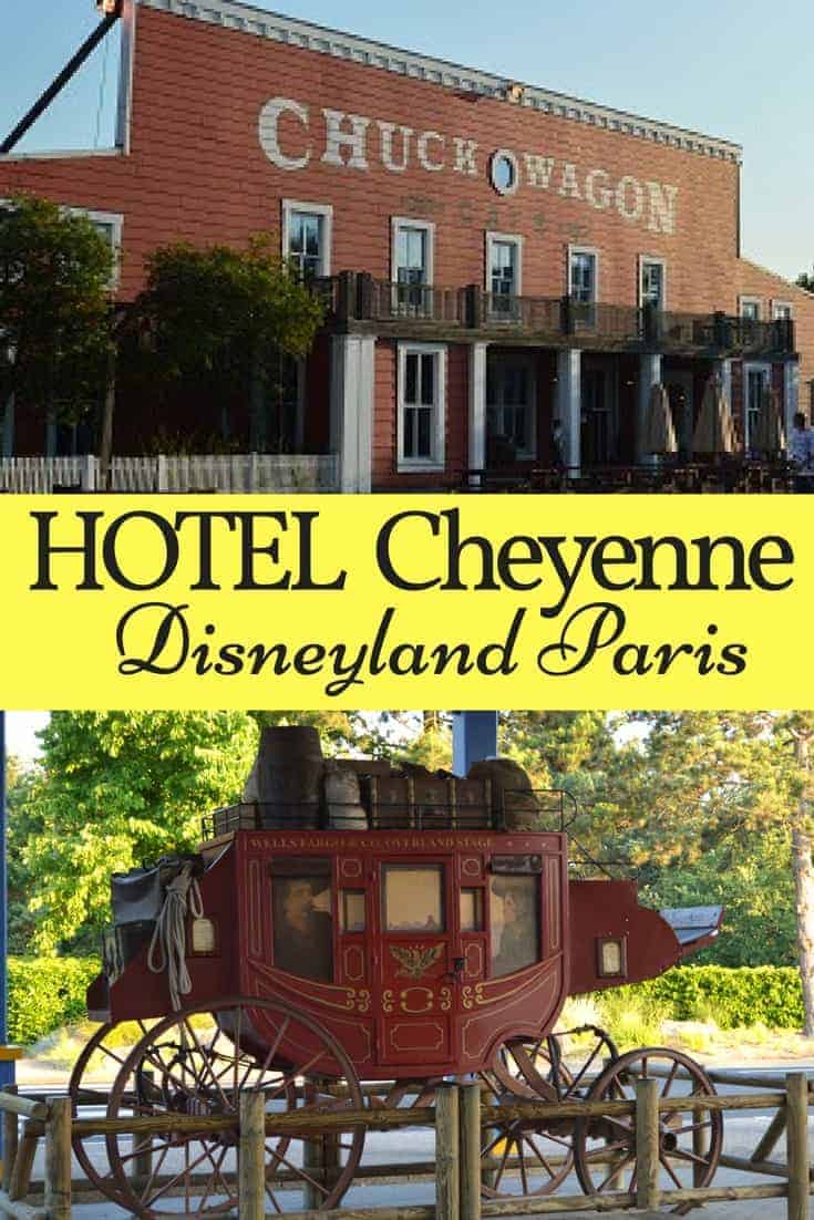 Hotel Cheyenne in Disneyland Paris