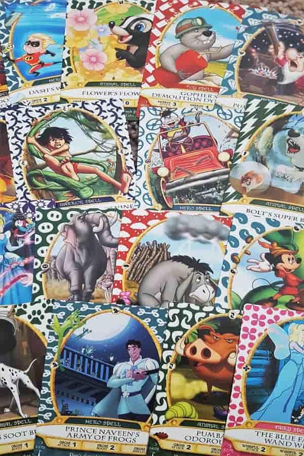 Get Free Disney Sorcerer Cards at Magic Kingdom