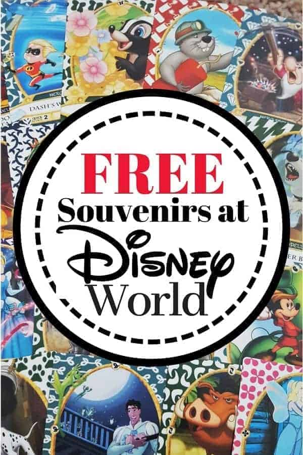 15 Free Disney World Souvenirs