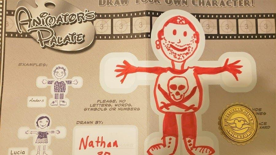 Animator's Palate Drawing Comes to Life