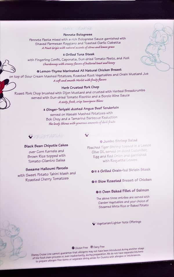 Animator's Palate Menu