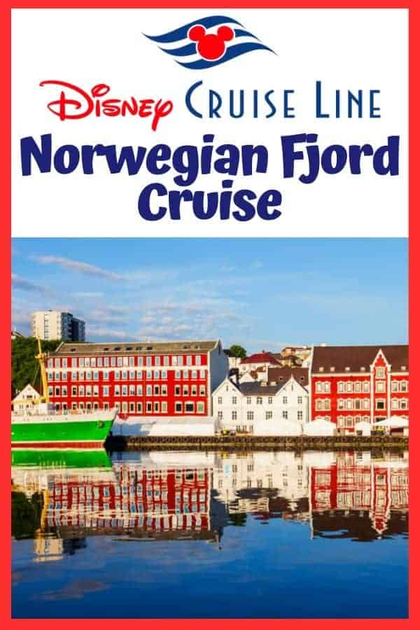 Disney Northern Europe & Norwegian Fjord Cruise