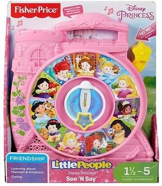 Disney Princess See & Say