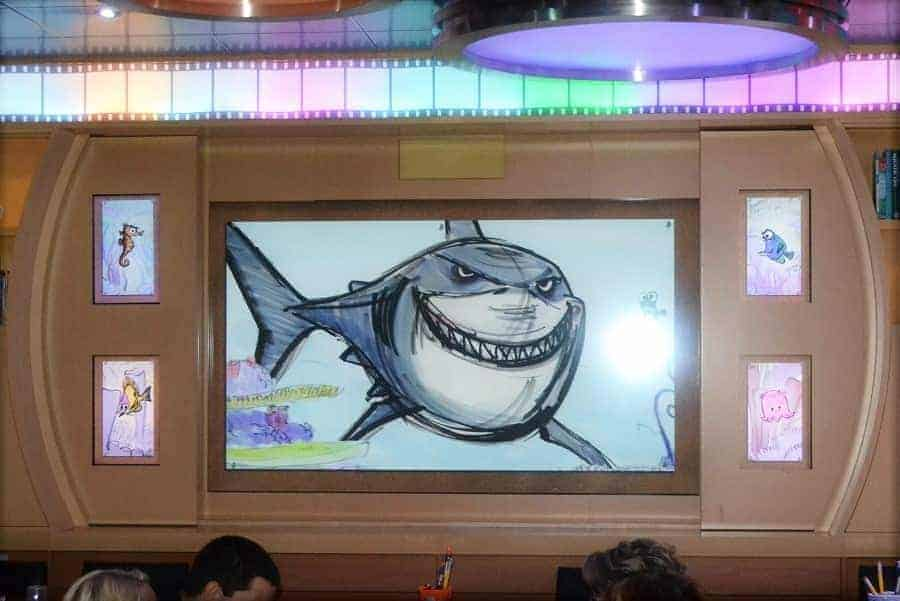 Nemo Sketcher Come to LIfe in Animator's Palate