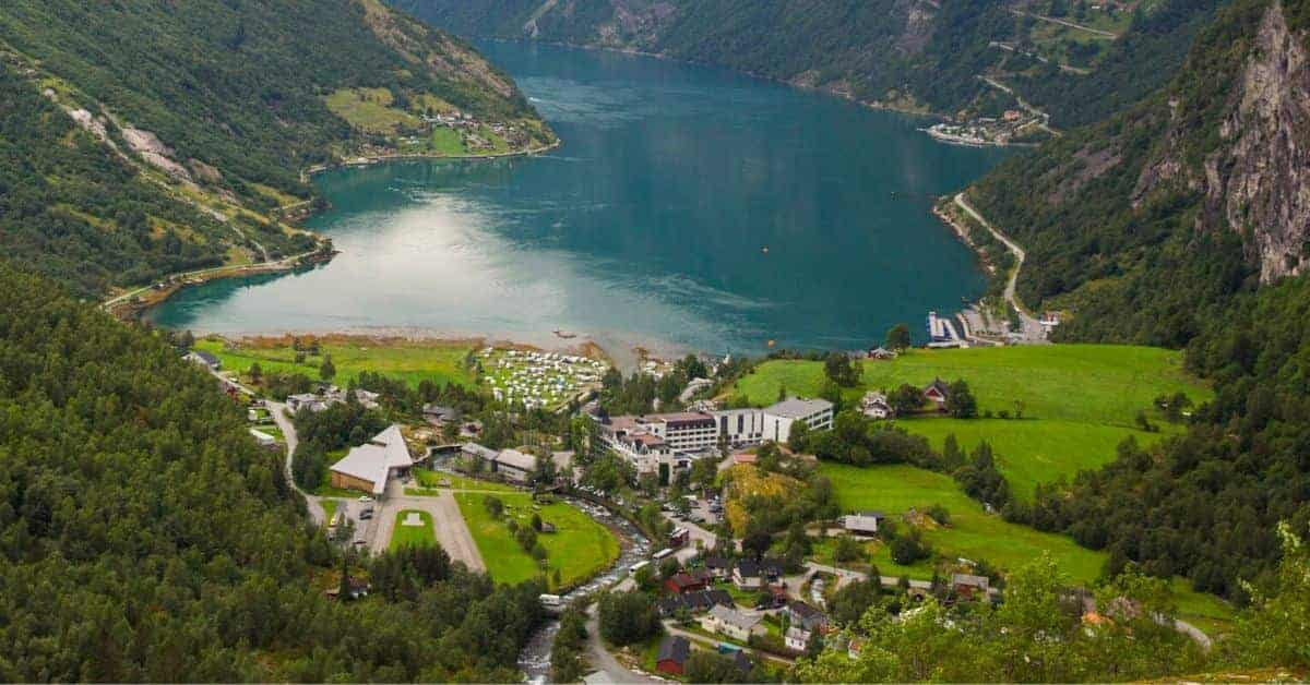 DIsney Cruise to Norway