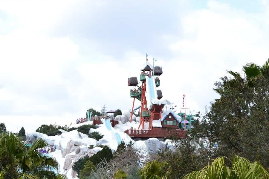 Summit Plummit at Blizzard Beach