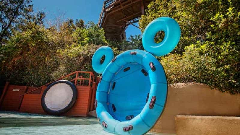 Teamboat Springs at Blizzard Beach