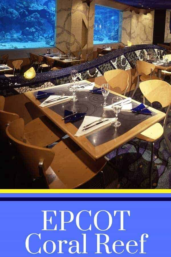 Dining Experience at Coral Reef Restaurant