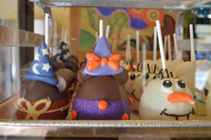 Halloween Treats at Magic Kingdom