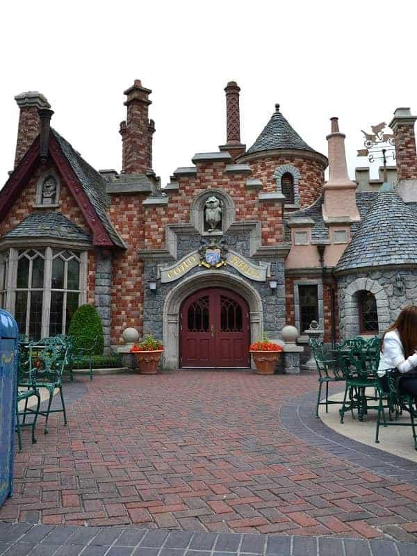 Toad Hall in Disneyland Paris
