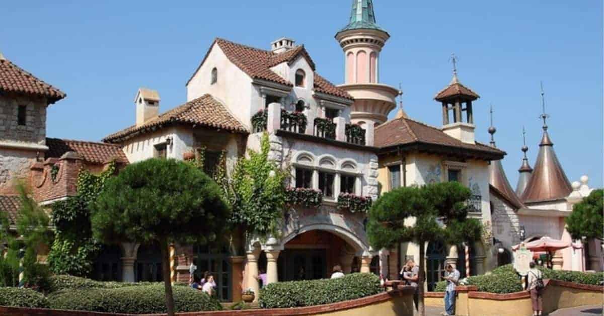 Restaurants in Disneyland Paris