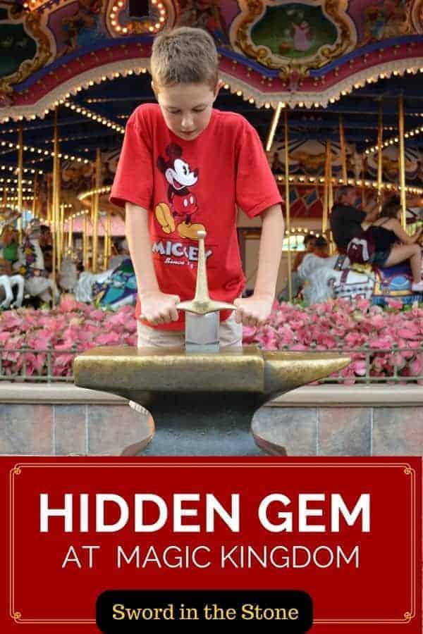 Sword in the Stone Hidden Gem