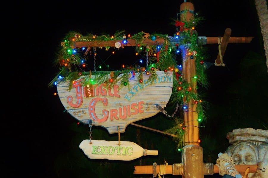 Disney Jingle Cruise at Magic Kingdom