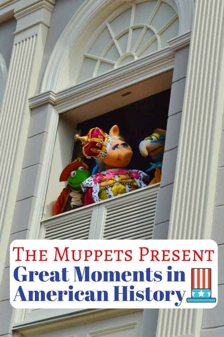 Muppets Present Great Moments In American History Disney