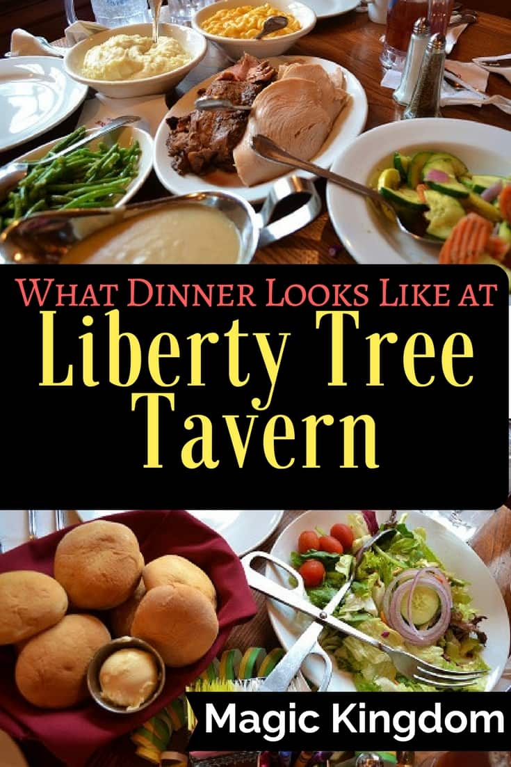 Dinner at Liberty Tree Tavern Review