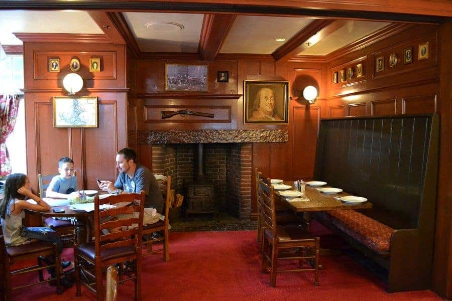 Liberty Tree Dining Room