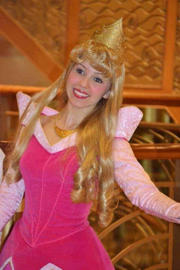 Meet Princesses on Disney Cruise