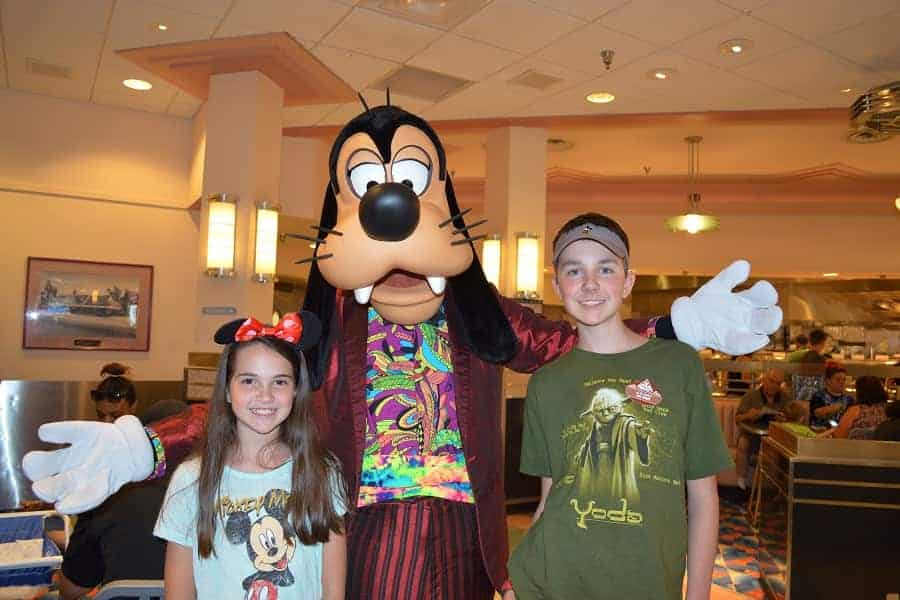 Minnie Hollywood & Vine Character Dining