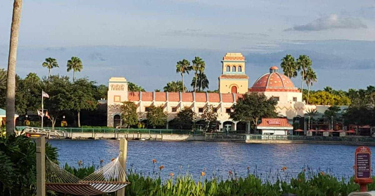 Coronado Springs Resort in Disney