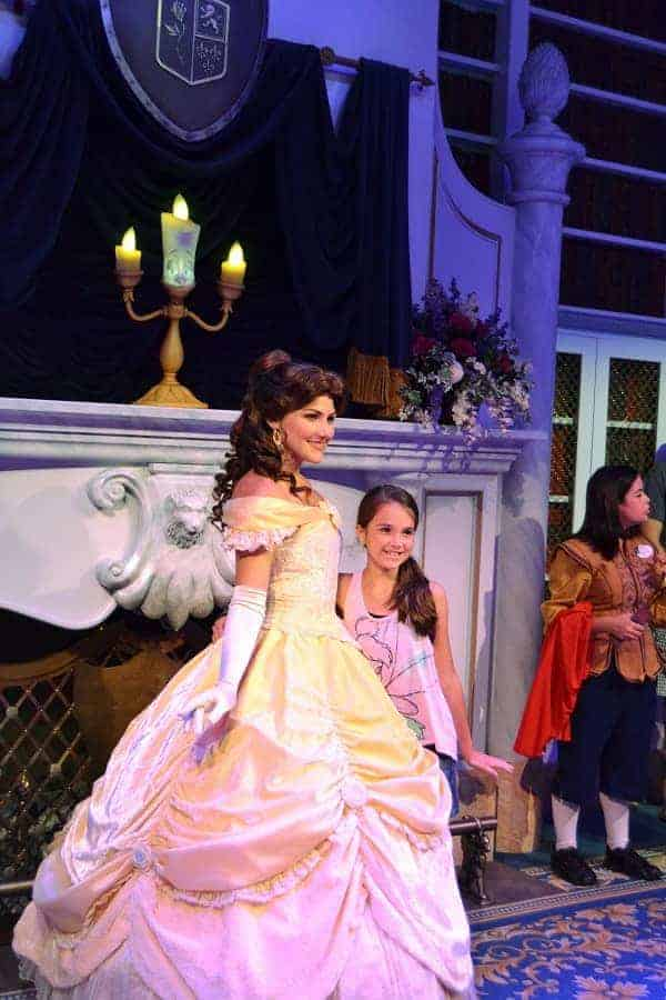 Belle Meet & Greet