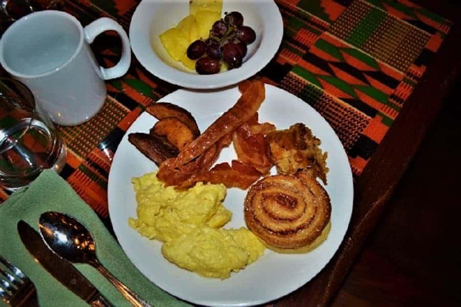BOMA: Breakfast