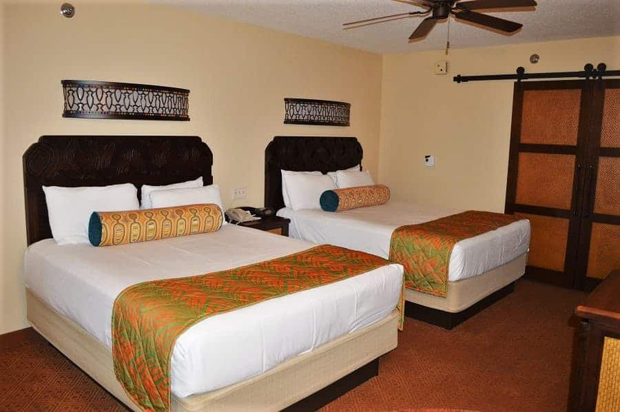Caribbean Beach Resort Rooms