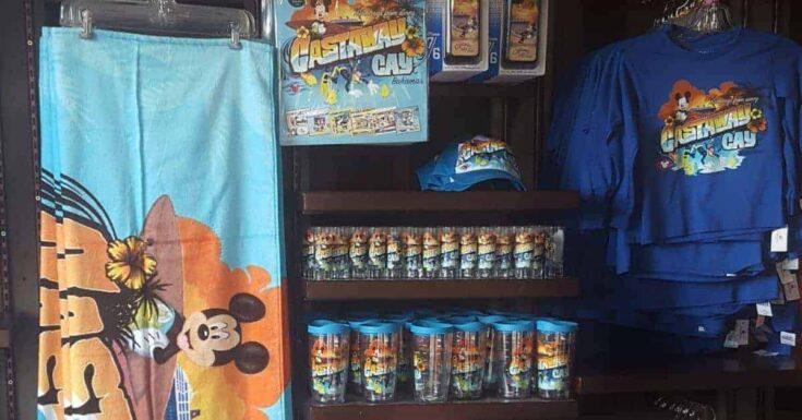 Disney's Castaway Cay Souvenirs
