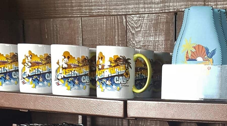 Castaway Coffee Mugs