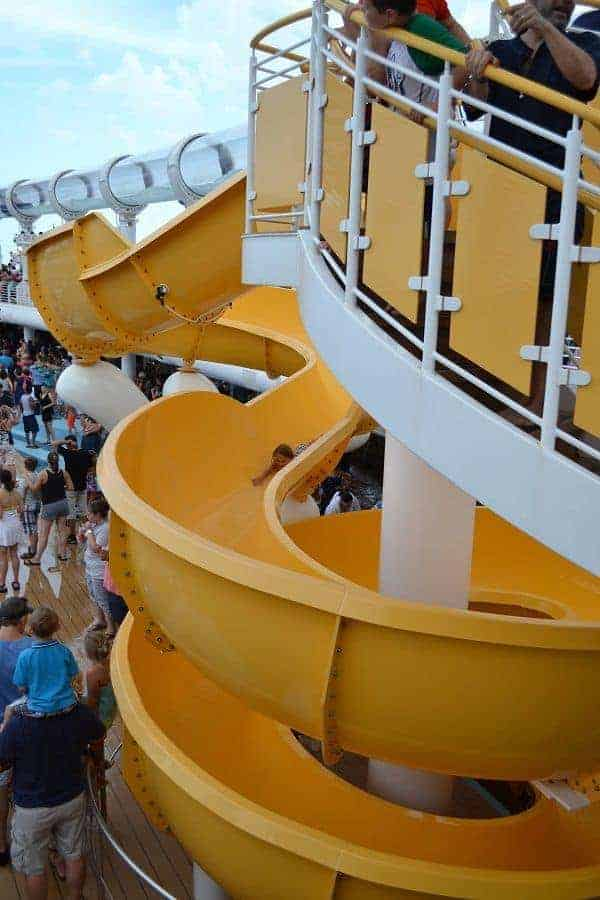 Disney Dream Slide