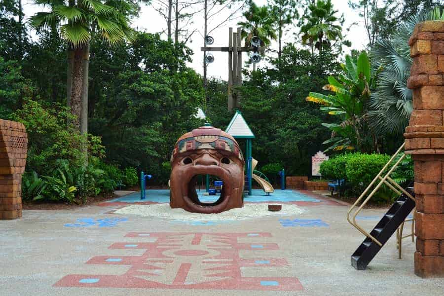 Explorer's Playground at Coronado Springs