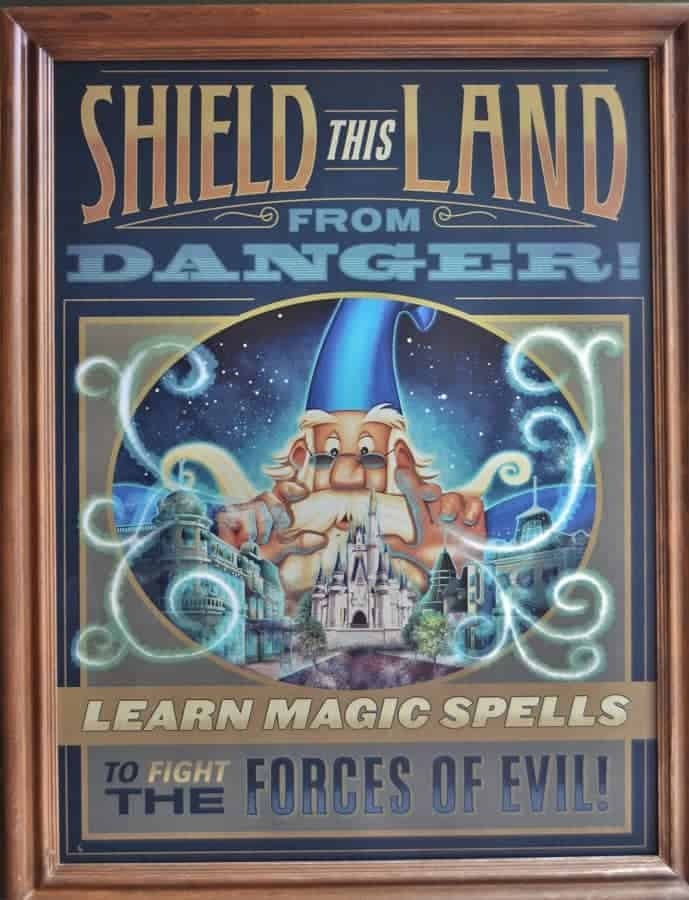 poster for Sorcerers of the Magic Kingdom