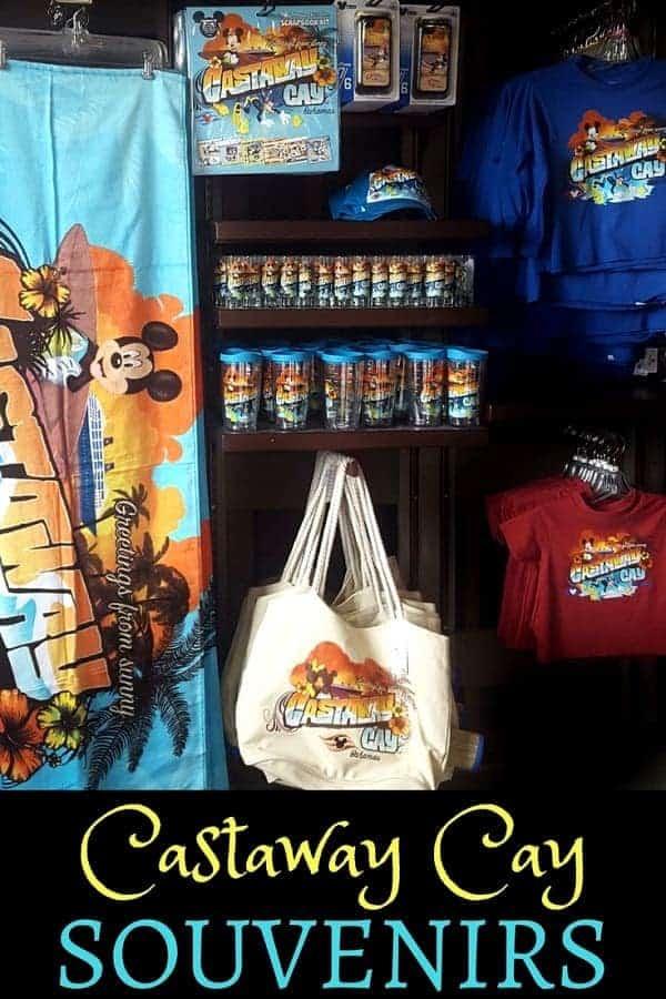 Best Castaway Cay Souvenirs