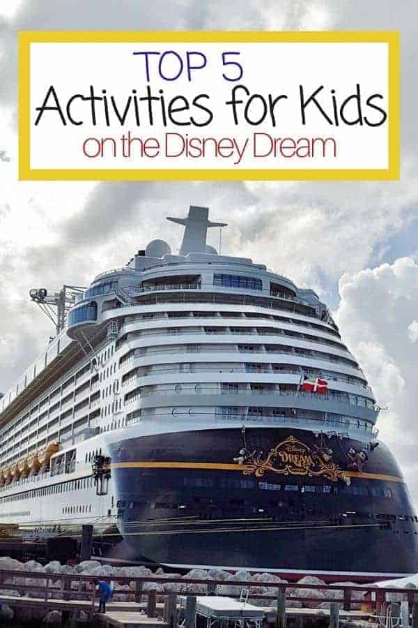 Top 5 Disney Dream Activities for Kids