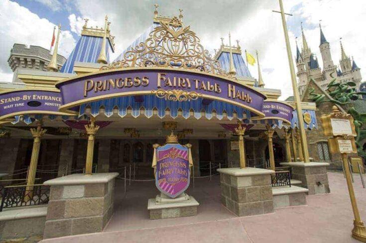 Princess Fairytale Hall Meet & Greet