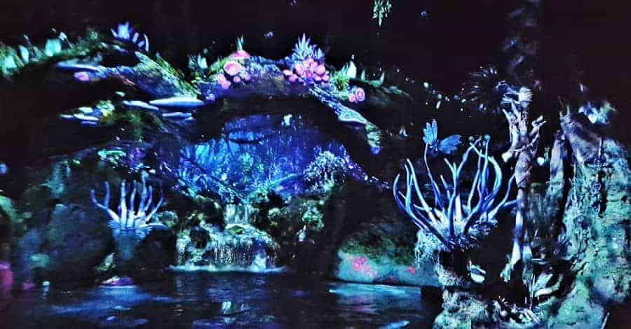 Na'vi River Journey in Pandora world of Avatar