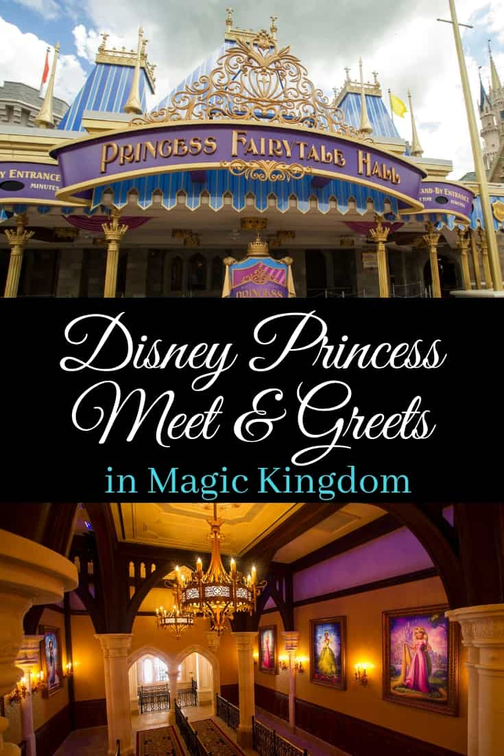 Princess Fairytale Hall Meet & Greet in Magic Kingdom
