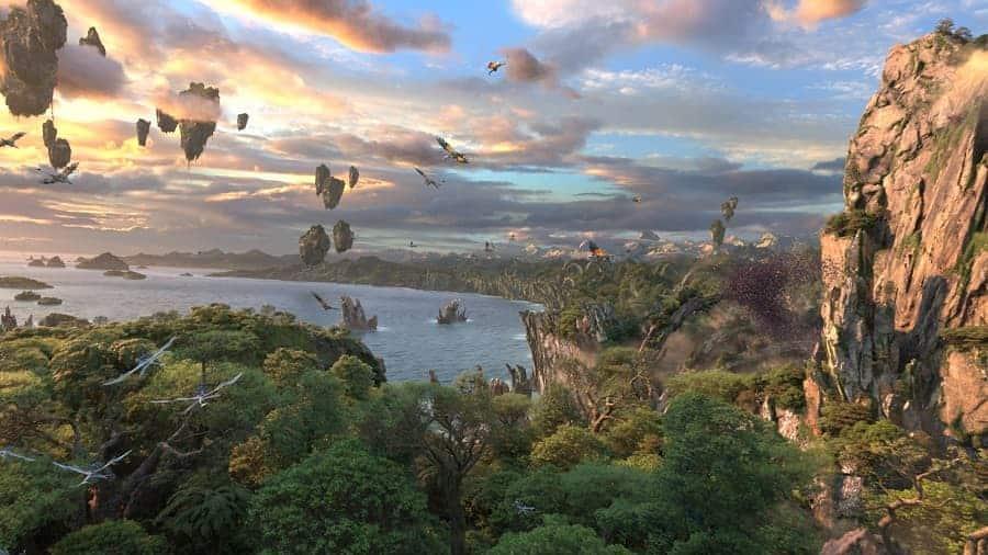 Flight of Passage in Animal Kingdom