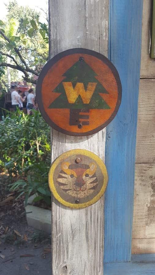 Wilderness Explorers Program Badge