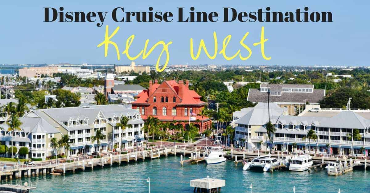 Disney Cruise Line Excursion to Key West