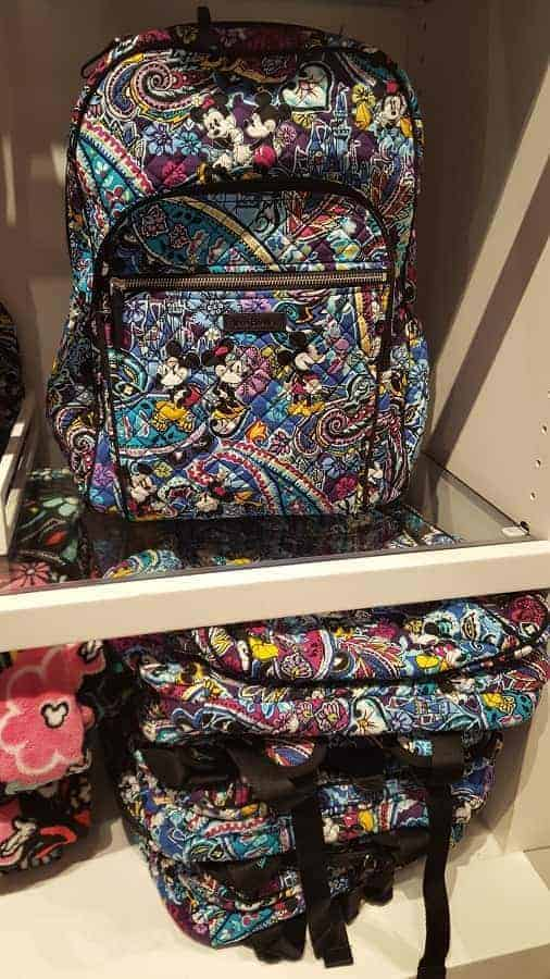 Mickey's Paisley Celebration Backpack