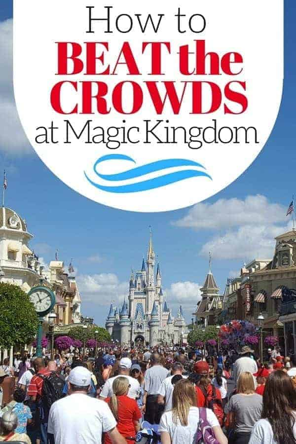 How to Beat the Crowds in Magic Kingdom