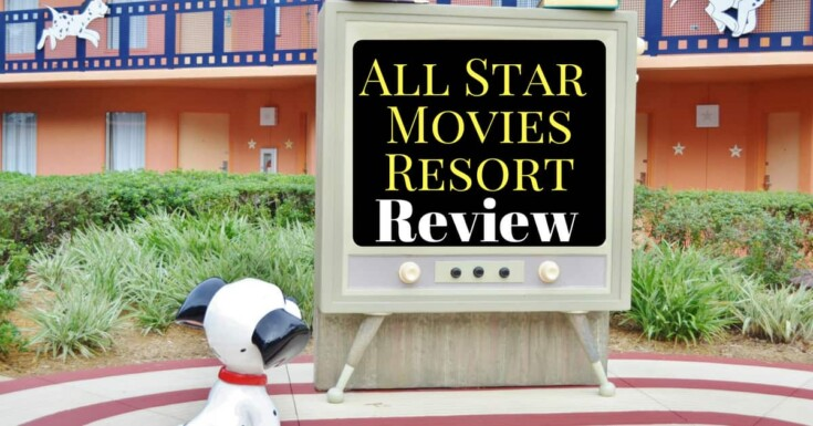 All Star Movies Resort Review: Disney on a Budget