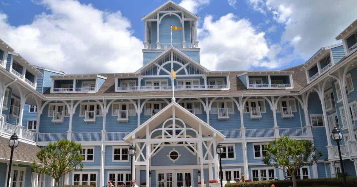 Beach Club Disney Resort