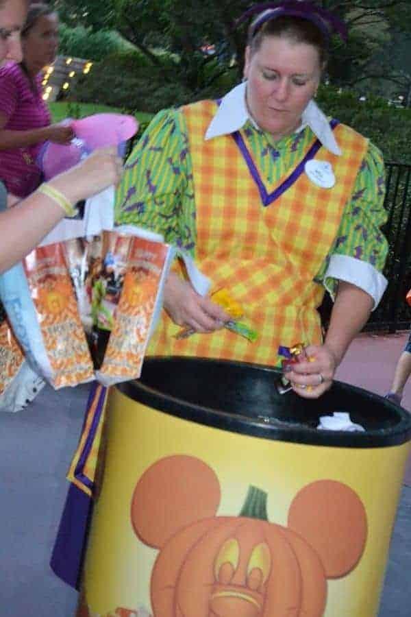 Disney Halloween Stations
